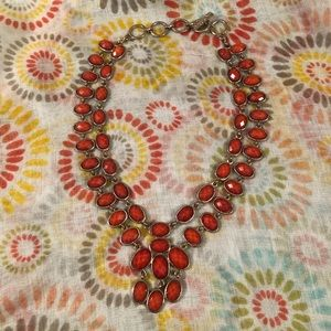 Amrita Singh Faceted Gemstone Statement Necklace